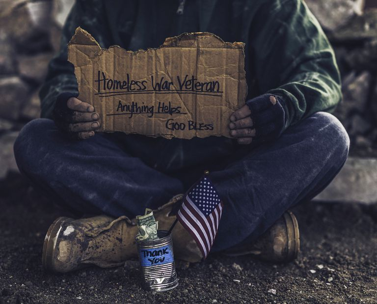 Helping Homeless Veterans