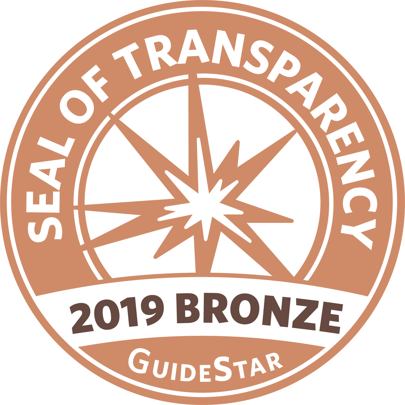 Bronze Seal from GuideStar