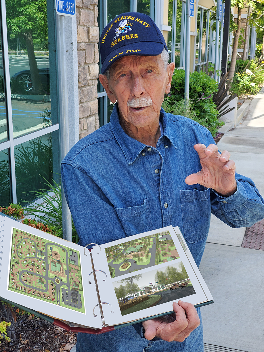 Bill Mors, Veterans Village