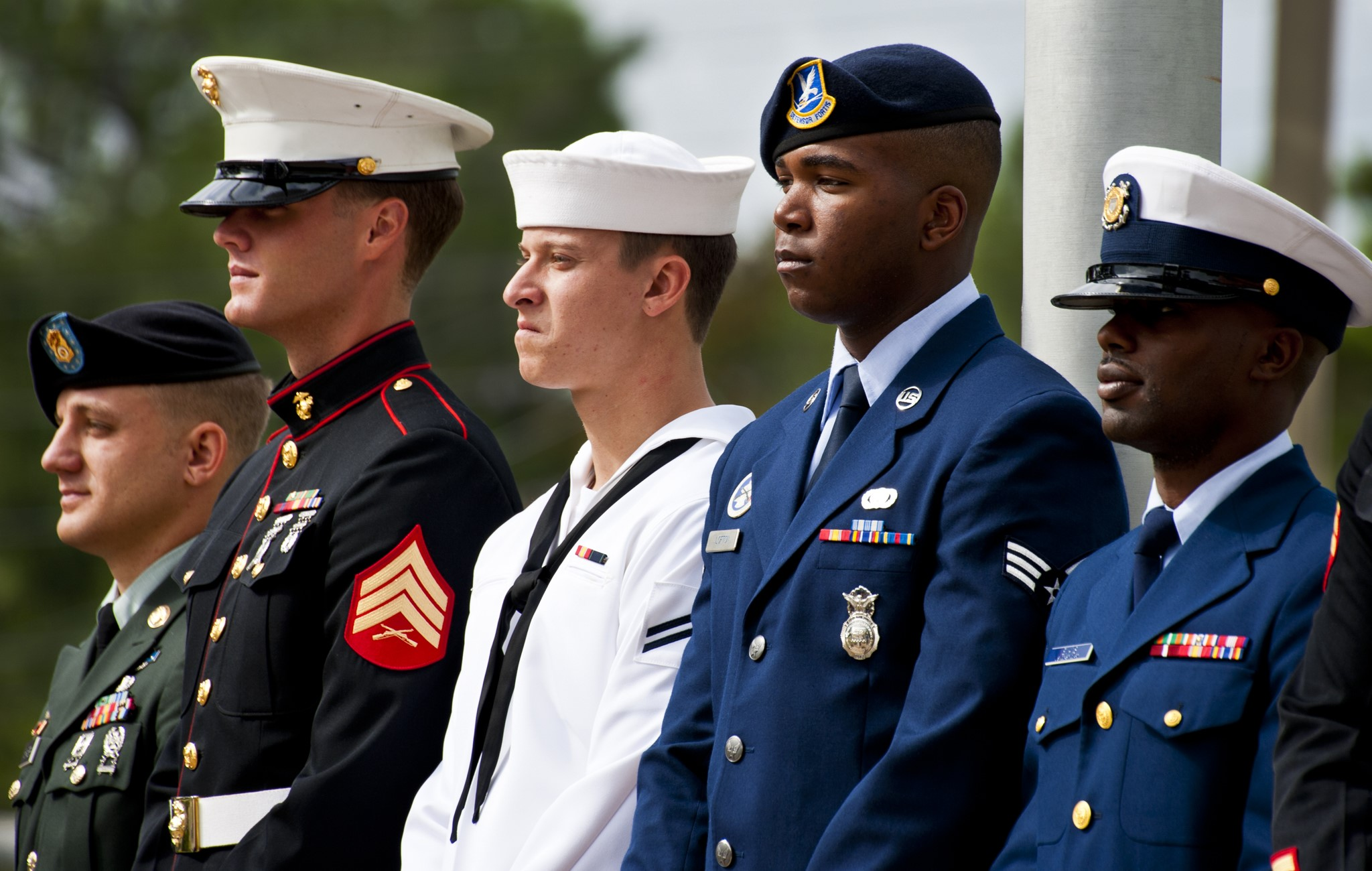 Racism in the military
